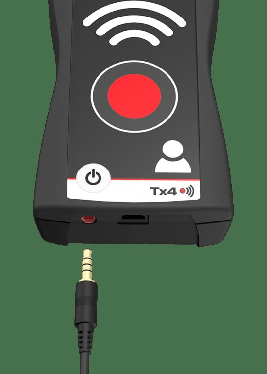 AssistX Mobil button View