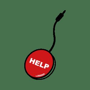 Help Button Ansicht klein