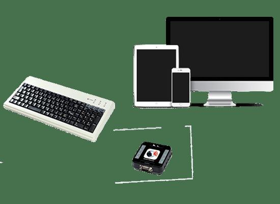 Produktkategorie Computerzugang