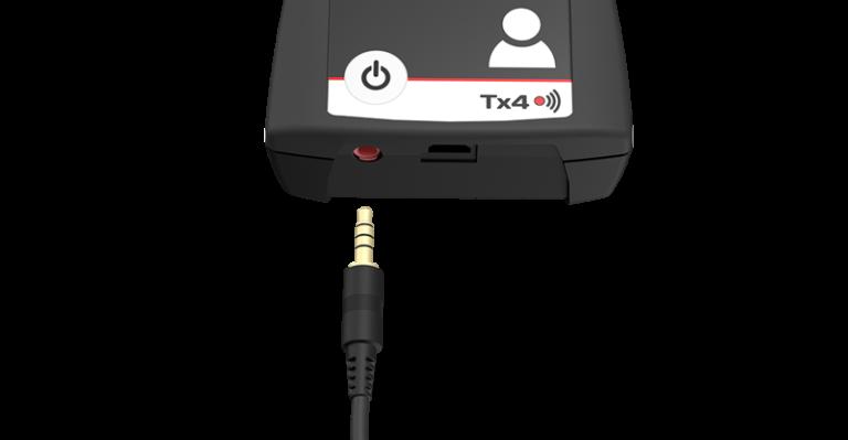AssistX Mobil TX4 Port