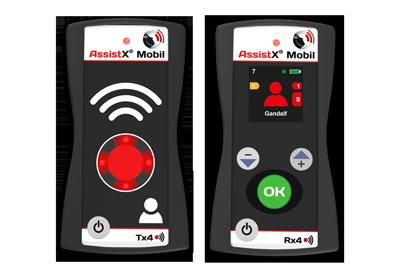 AssistX Mobil RX4 TX4 Frontalansicht klein