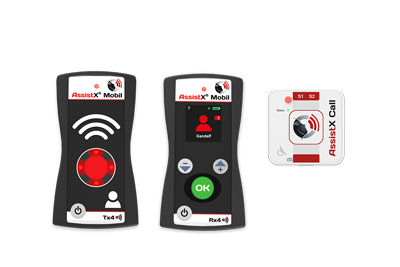 AssistX call systems product category