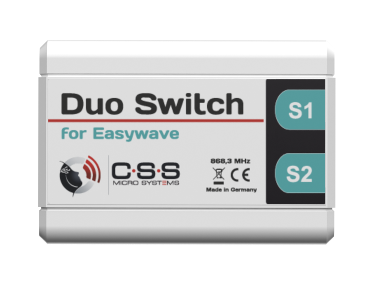 Duo Switch for Easywave