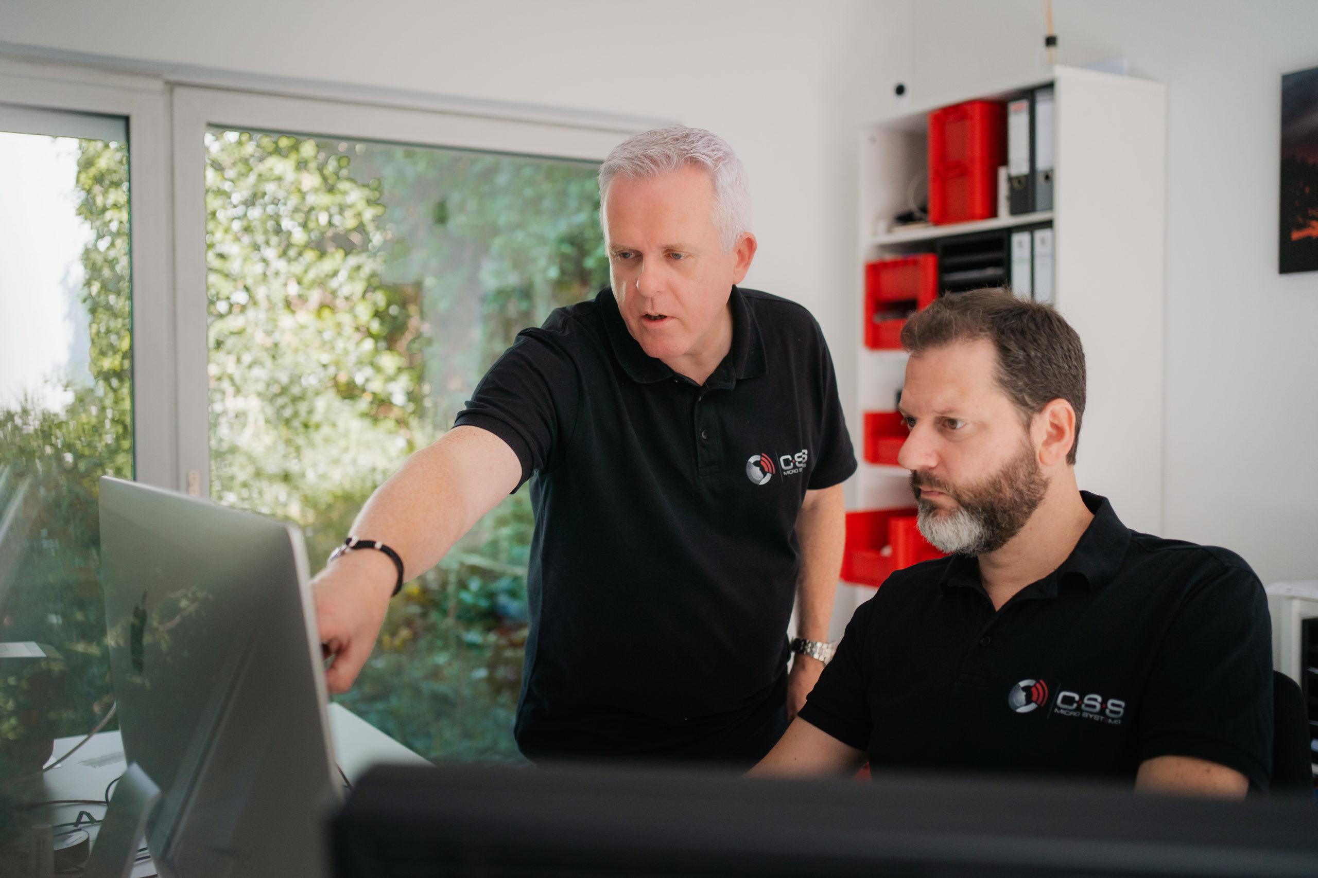 2020 CSS MicroSystems Team Intern Bild