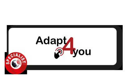 Fachhändler Adapt4you – Specialist