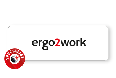 Fachhändler Ergo2work - Specialist