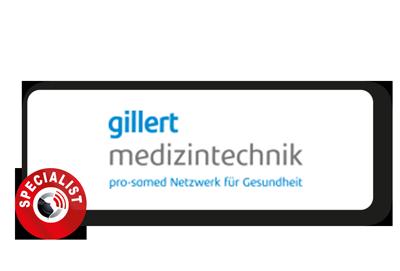 Fachhändler Gillert Medizintechnik – Specialist