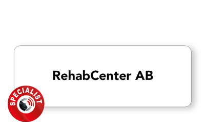Reseller RehabCenter AB - Specialist