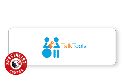 Fachhändler TalkTools – Specialist Center
