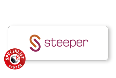 Reseller Steeper – Specialist Center