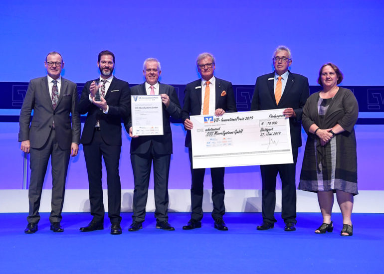 VR Innovationspreis 2019 Picture Award