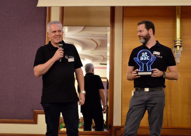 ATAAC 2019 Verleihung CSS Team