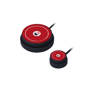 Product picture Kajo Button red large and small