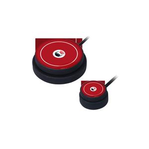 Produktbild Kajo Button rot groß und klein