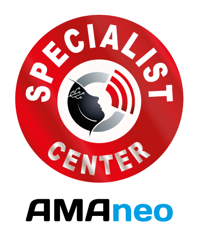 AMAneo Specialist Center Badget