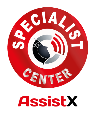AssistX Specialist Center Badget