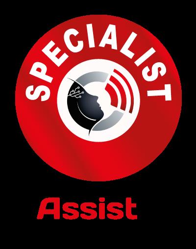AssistX Specialist Badget