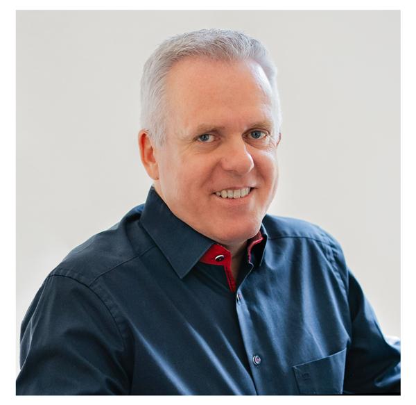 Executive Vice President Sales & Business Development Christoph Müller