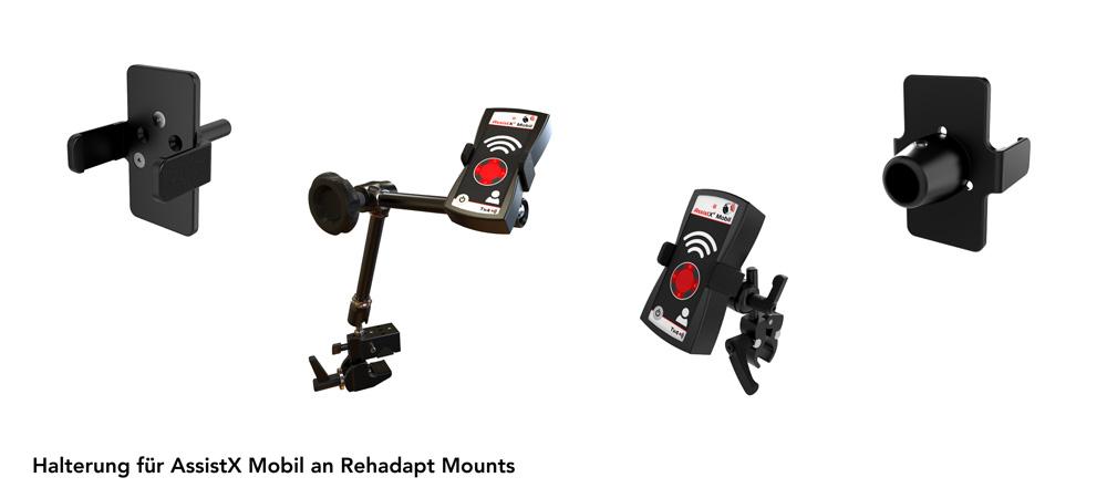 AssistX Mobil Halterung Rehadapt Mount
